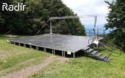 Miénk ez a színpad
